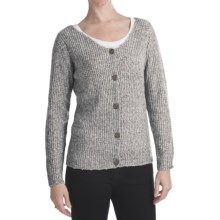 ALPS Soft Focus Cardigan Sweater (For Women) in Flint - Closeouts