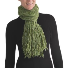 ALPS Tradewinds Fringed Scarf (For Women) in Meadow - Closeouts