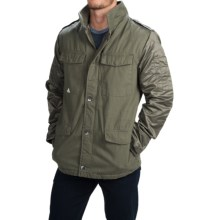 Altamont Scanner Jacket - Insulated (For Men) in Military - Closeouts