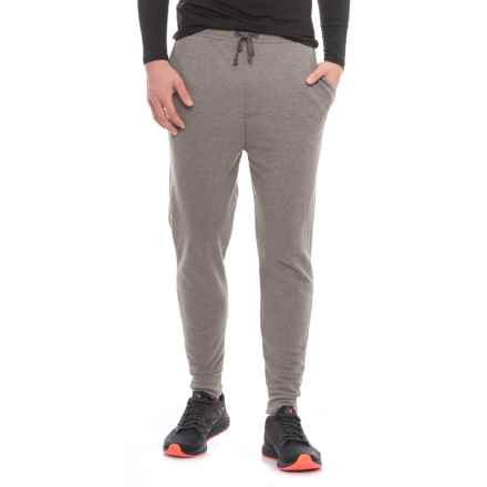 Alternative Apparel Blitz Vintage French Terry Sweatpants (For Men) in Vintage Coal - Closeouts
