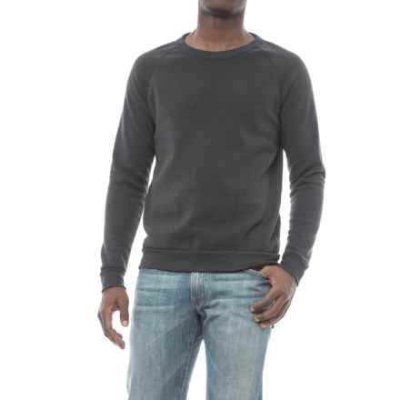 Alternative Apparel Champ Eco-Fleece Sweatshirt (For Men) in Eco True Black - Closeouts