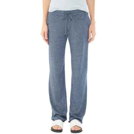 Alternative Apparel Easy Jersey Eco-Mock Pants (For Women) in Eco Mock Midnt - Closeouts
