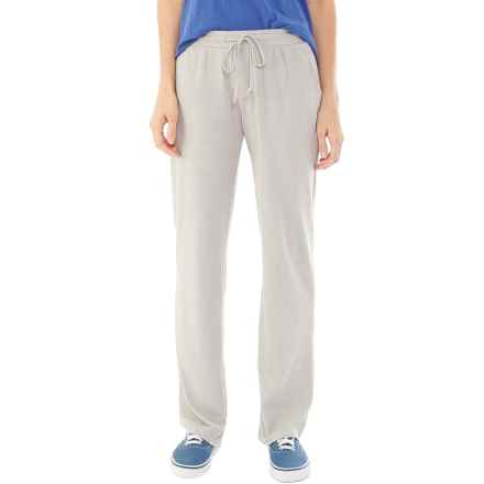 Alternative Apparel Easy Jersey Eco-Mock Pants (For Women) in Eco Mock Nickel - Closeouts