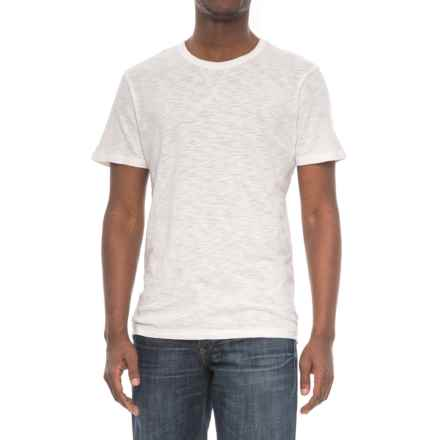 Alternative Apparel Eurostar T-Shirt - Short Sleeve (For Men) in Vintage White Reactive - Overstock