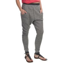 Alternative Apparel Fairfax Joggers - Organic Cotton (For Women) in Cinder - Closeouts