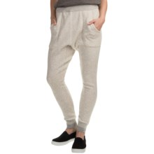 Alternative Apparel Fairfax Joggers - Organic Cotton (For Women) in Wheat - Closeouts