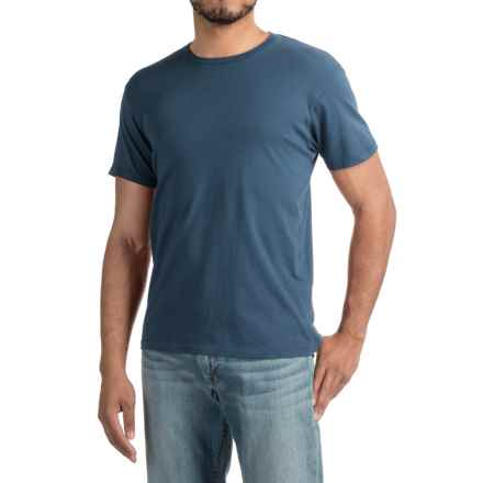 Alternative Apparel Heritage T-Shirt - Short Sleeve (For Men) in Light Navy - Closeouts
