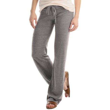Alternative Apparel Jersey Lounge Pants (For Women) in Eco Grey