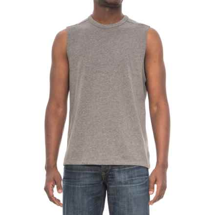 Alternative Apparel Keeper Muscle Tank Top (For Men) in Vintage Coal - Overstock