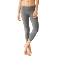 Alternative Apparel Move It Leggings (For Women) in Eco Grey - Closeouts