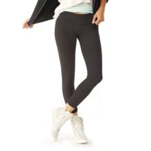 Alternative Apparel Move It Leggings (For Women) in Eco True Black - Closeouts