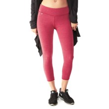 Alternative Apparel Move It Leggings (For Women) in Eco True Redwood - Closeouts