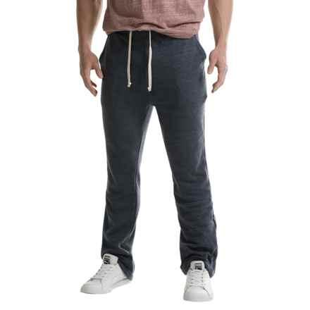 Alternative Apparel The Hustle Eco-Fleece Sweatpants (For Men) in Eco True Midnight - Closeouts