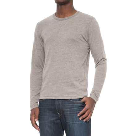 Alternative Apparel The Keeper Shirt - Long Sleeve (For Men) in Smoke Grey - Overstock