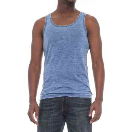 Alternative Apparel Vintage Tank Top (For Men) in Navy - Overstock