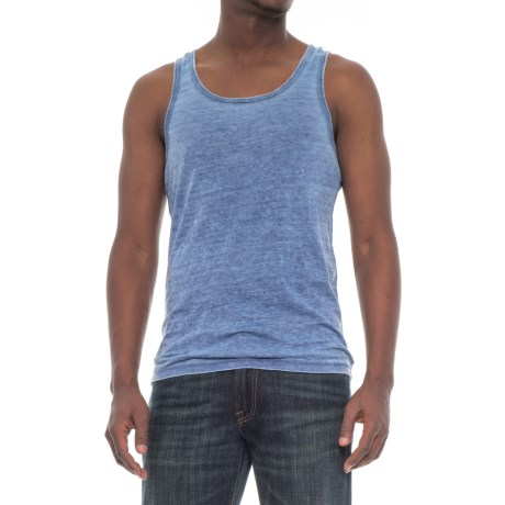Alternative Apparel Vintage Tank Top (For Men) in Navy