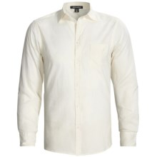Alternative Apparel Woven Cotton Shirt - Long Sleeve (For Men)