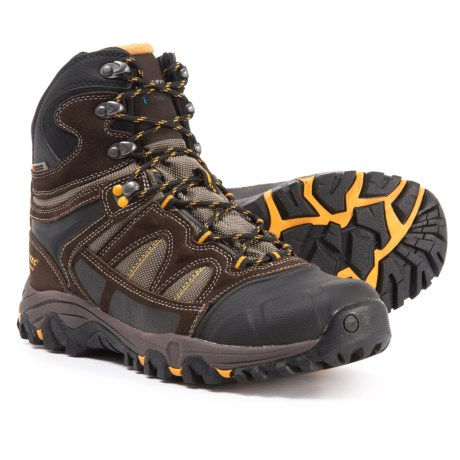 Image of Altitude Lite Hiking Boots - Waterproof, Insulated (For Men)