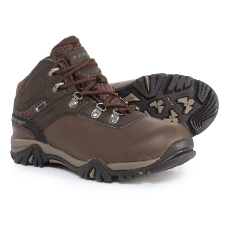Image of Altitude VI Jr. Hiking Boots - Waterproof (For Boys)