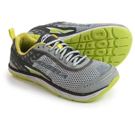 Altra Intuition 1.5 Running Shoes (For Women) in Green/Gray - Closeouts