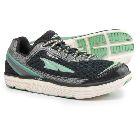 Altra Intuition 3.5 Running Shoes (For Women) in Hemlock/Pewter