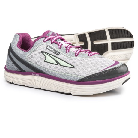 Altra Intuition 3.5 Running Shoes (For Women) in Orchid/Silver