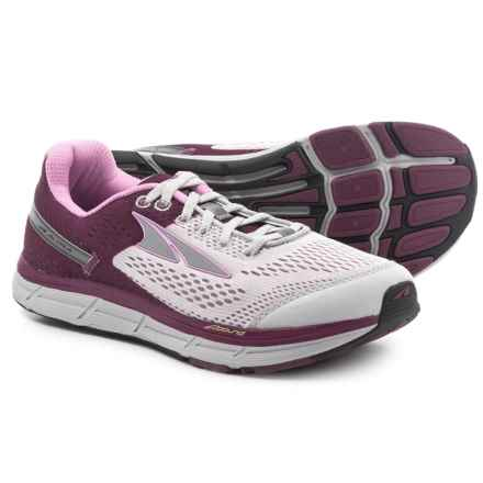 Altra Intuition 4.0 Running Shoes (For Women) in Grey/Purple - Closeouts