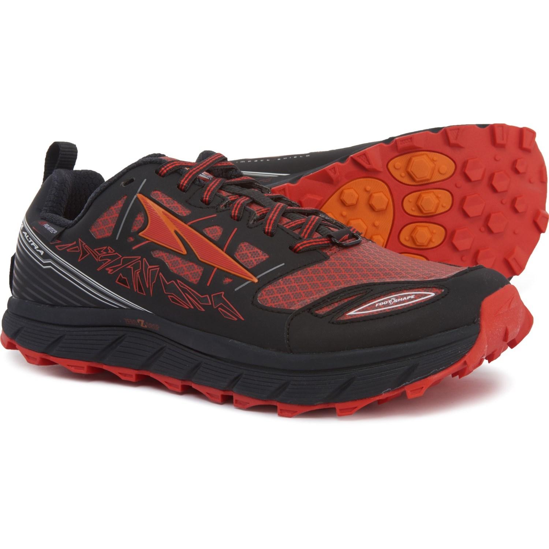 the latest 2cd19 b2d03 Altra Lone Peak 3 Polartec® NeoShell® Trail Running Shoes - Waterproof (For  Men)