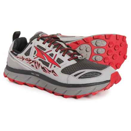 5eec54cafbcf60 Altra Lone Peak 3 Polartec® NeoShell® Trail Running Shoes - Waterproof (For  Men