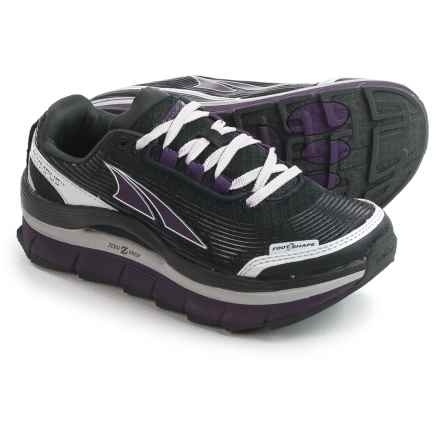 Altra Olympus 1.5 Trail Running Shoes (For Women) in Black/Purple - Closeouts