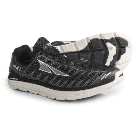 Altra One V3 Running Shoes (For Women) in Black - Closeouts