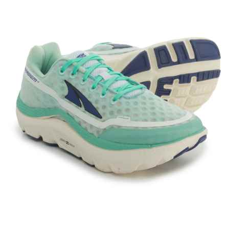 Altra Paradigm 1.5 Running Shoes (For Women) in Mint - Closeouts