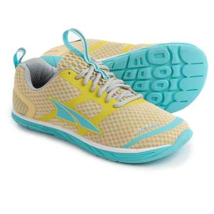 Altra Provisioness 1.5 Running Shoes (For Women) in Yellow - Closeouts