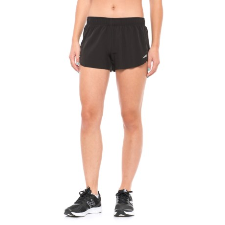 Altra Racer Shorts (For Women) in Black