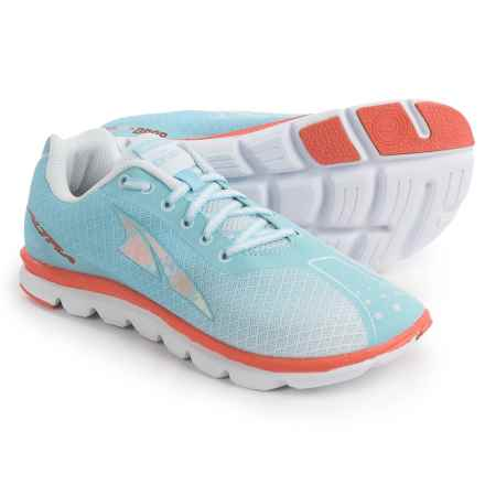 Altra The One Squared Running Shoes (For Women) in Sky Blue - Closeouts
