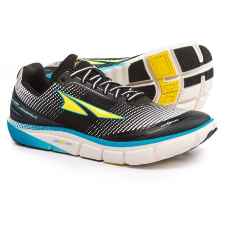 Altra Torin NYC 2.5 Running Shoes (For Men) in Blue/Yellow