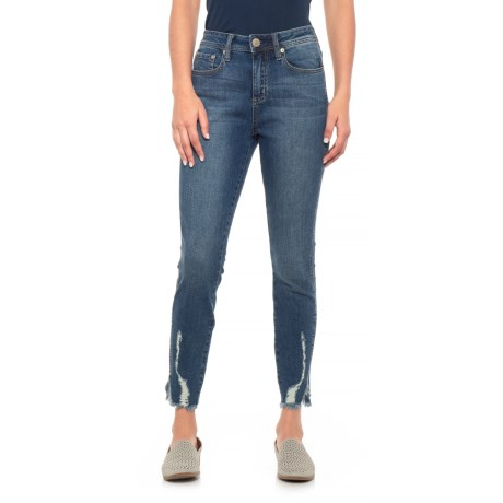 Image of Alyx High Rise Ankle Jeans (For Women)