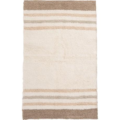 Am Home Textiles Beige Cotton Striped