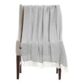 "AM Home Textiles Chunky Pebble Throw Blanket - 50x60"""