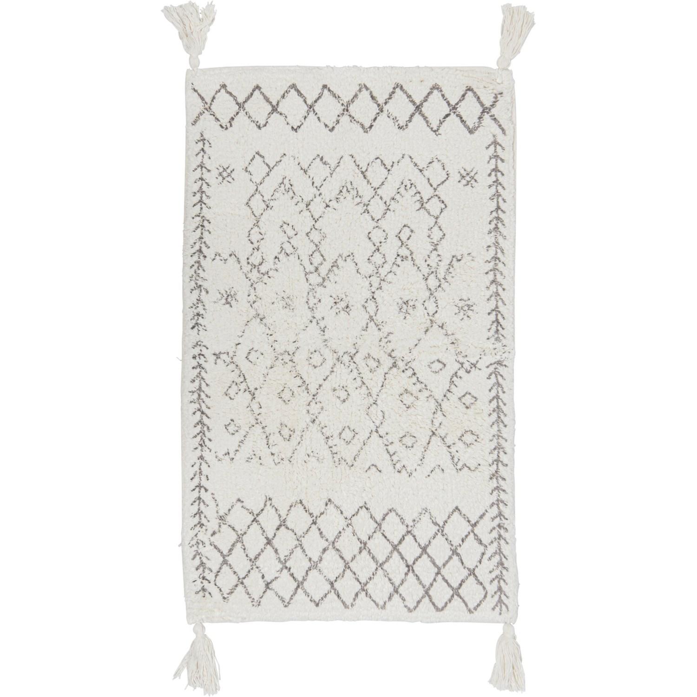 Am Home Textiles Grey Cotton Aztec