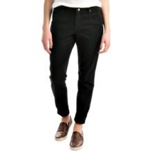 Amanda Five-Pocket Denim Jeans (Women) in Black - 2nds