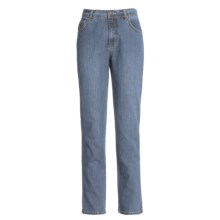 Amanda Five-Pocket Denim Jeans (Women) in Light Blue - 2nds