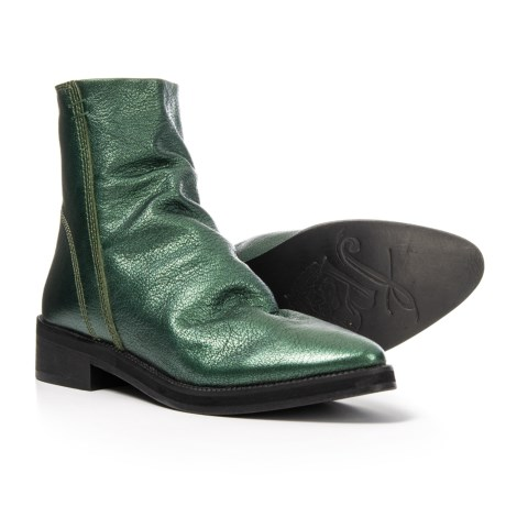Image of Amarone Ankle Boots - Leather (For Women)