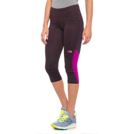 Image of Ambition Mid-Rise Capris (For Women)