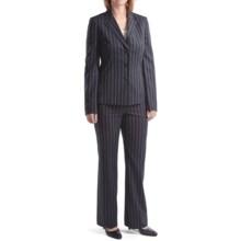 Amelia Austin Broken Stripe Pantsuit (For Women) in Mezanotte - Closeouts