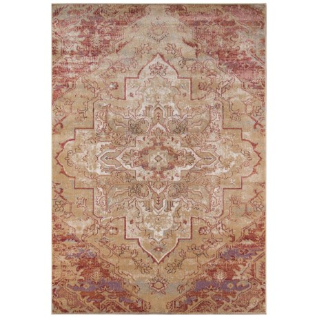 Image of Amelia Vintage Look Area Rug - 8x10?