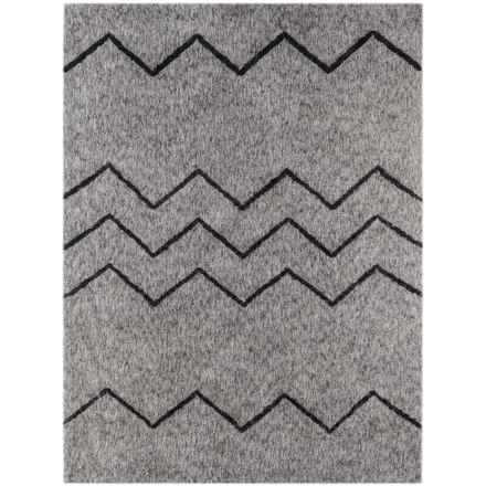 Amer Bryant Collection Grey Scatter Accent Rug - 3x5' in Grey - Closeouts