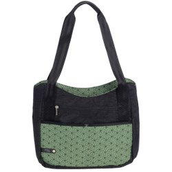 """AmeriBag® Jazzmin Computer Tote Bag - Up to 13"""" Laptop (For Women) in Green"""