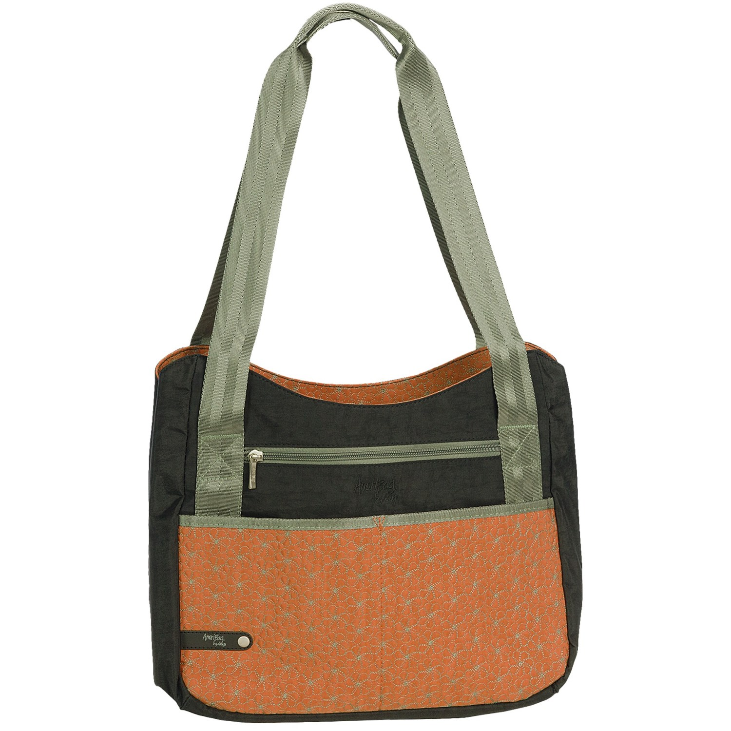 AmeriBag Jazzmin Computer Tote Bag - Up to 13 Laptop (For Women
