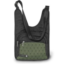AmeriBag® Jazzmin Cross-Body Bag in Green - Closeouts
